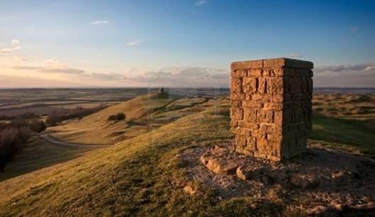 Description: Burton Dassett, Warwickshire
