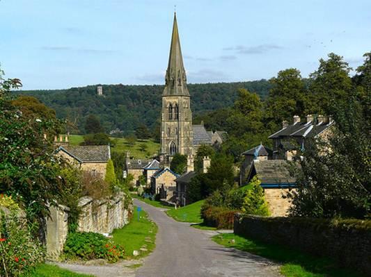 Britain S Most Curious Villages Part 3 Plague Village