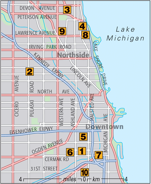 Chicago best neighborhood for dating