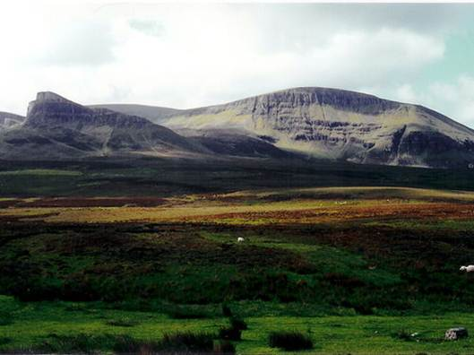 Description: Mention Skye to ramblers worth their saltand the word Cuillins with swiftly appear in the conversation.
