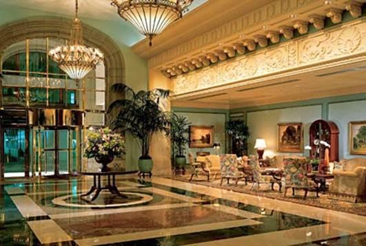 Description: Fairmont Hotel Vancouver