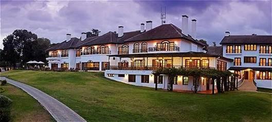 Description: Fairmont Mount Kenya Safari Club