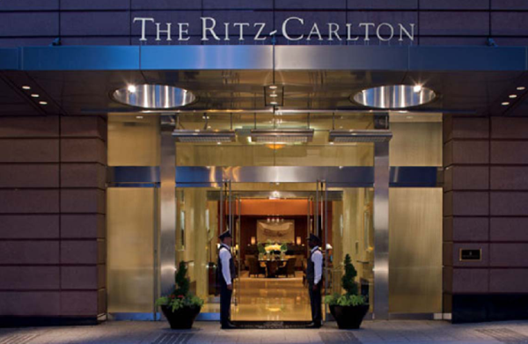 Description: Ritz-Carlton hotels