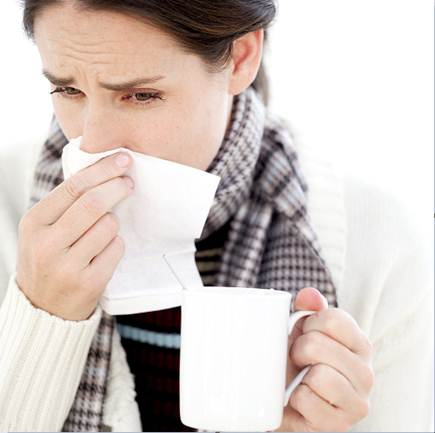 Description: Don't Let Flu Symptoms Stop You In Your Tracks