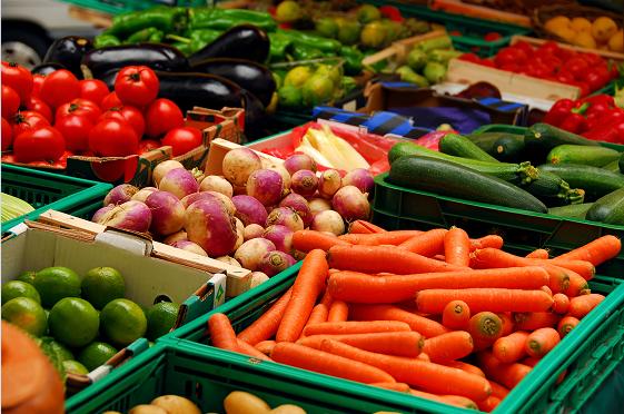 Description: organic foods