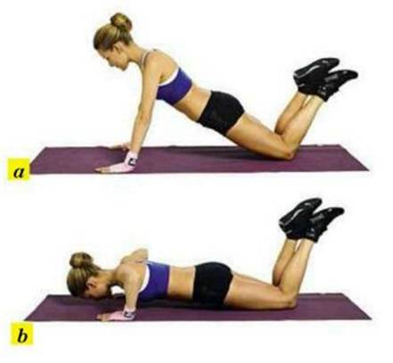 Description: Description: Press-ups
