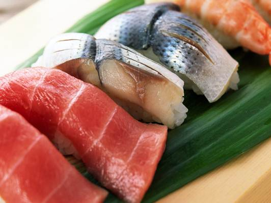 Description: Eating fish instead of meat could reduce the risk of diabetes.