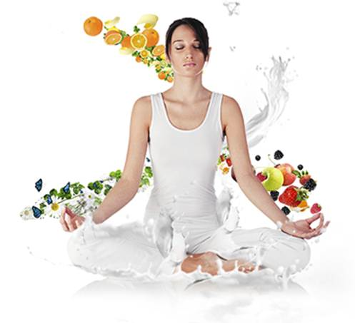 Description: The diet and relaxation will alkalise your body