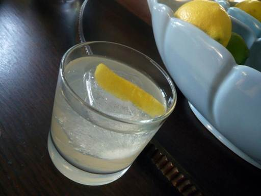 Description: spicy lemon tonic