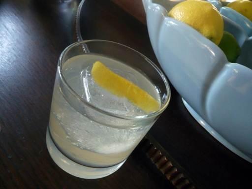 Description: spicy lemon tonic