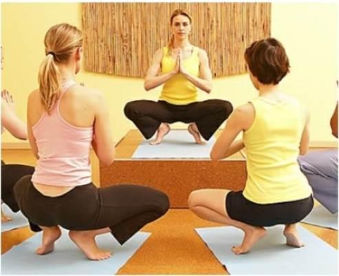 Description: Clean up your yoga carpet
