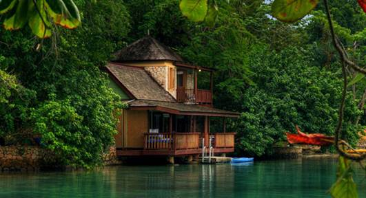 Description: Goldeneye Resort, Jamaica