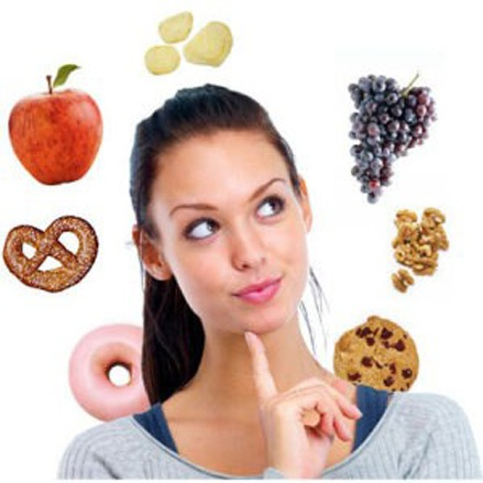 Description: Description: How to snack smarter