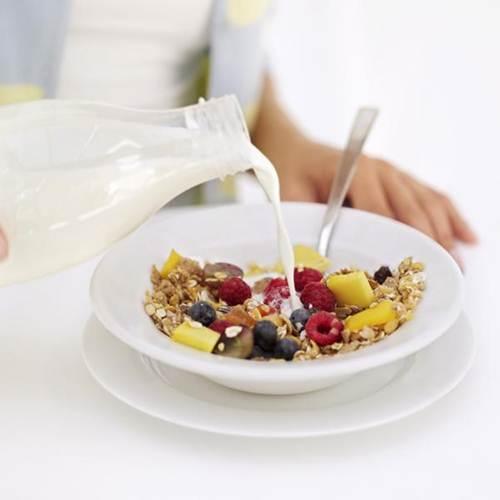 Description: Description:  A low-calorie breakfast