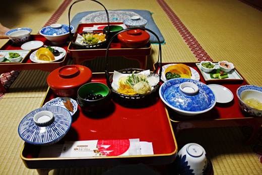 Description: The Japanese Diet