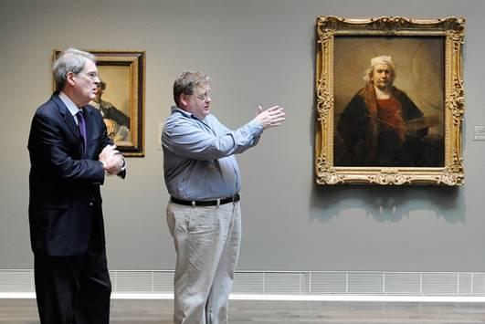 Description: Gainsborough exhibition
