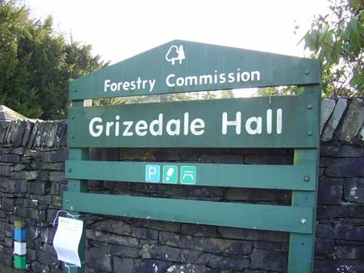 Description: Grizedale Hall Lodge