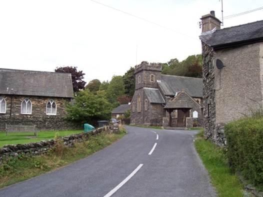 Description: Satterthwaite Village.