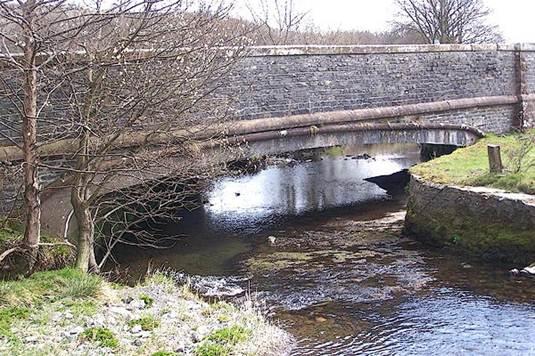 Description: Some 200m past Satterthwaite Bridge turn right up Moor Lane bridleway.