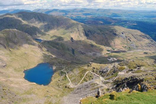 Description: The Old Man of Coniston