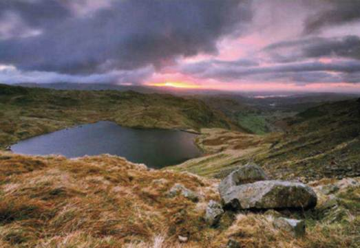 Description: Stickle Tarn