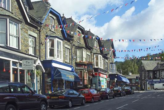 Description: Holiday cottages in Ambleside