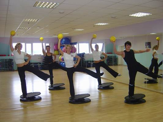 Description: Aerobic exercise