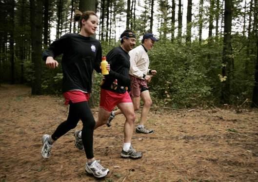 Description: Trail running
