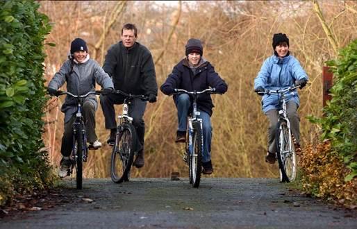 Description: Cycling