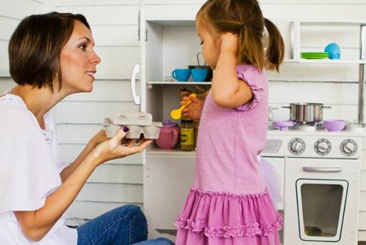 Description: Don't make remarks about the amount of food your child eats