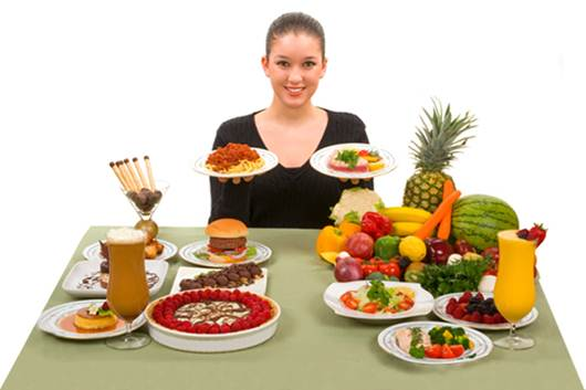 Description: Rather than focusing on your eating habit, evaluate your food choices.
