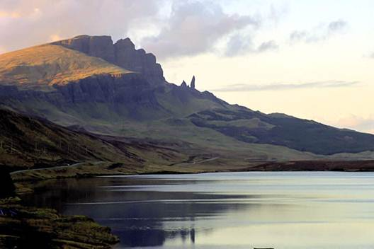 Description: I knew very little about them, only that they sprung from the Isle of Skye – it self a place of legend and myth.