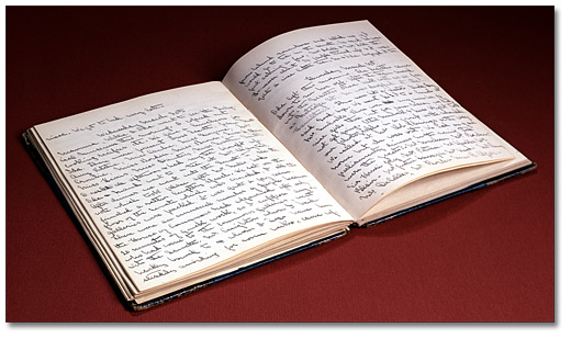 Description: Mother-in-law went through my diary.