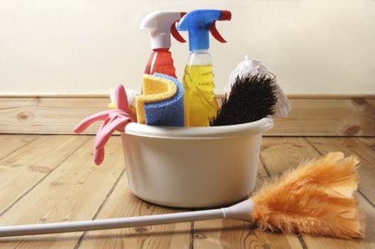 Description: Make your own all-natural cleaning products.