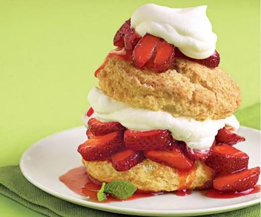 Description: Strawberry Shortcakes