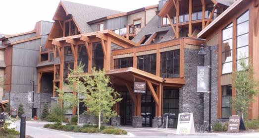 Description: One wellness & Spa at Solara Resort