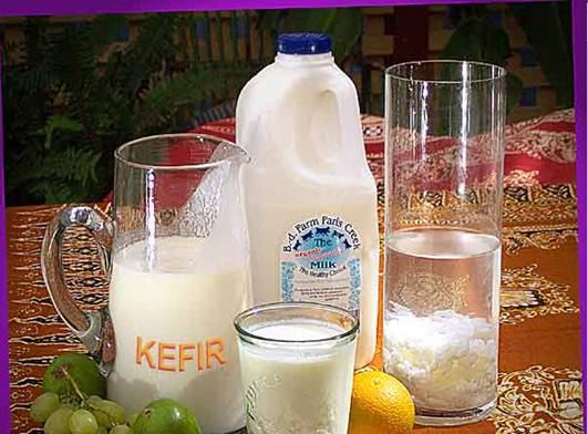Description: Kefir