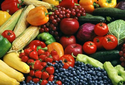 Description: Fruits and vegetables are a key part of calorie-restricted diets, which may increase longevity