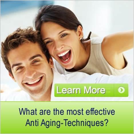 Description: powerful anti-ageing technique