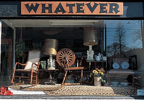 shop window queen street east