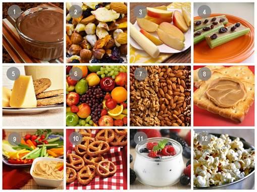 Description: Choose foods wisely