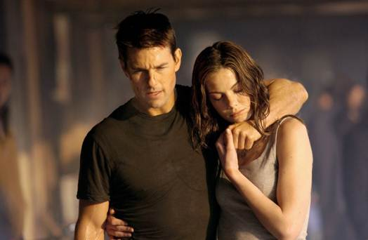 Description: MM and Tom Cruise