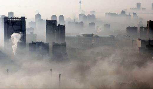 The chance having diseases will increase if the children live in areas that are polluted.