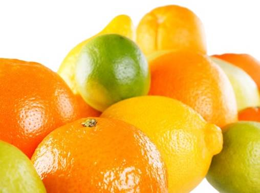 "Kinds of citrus such as grape fruit, orange and lemon are important foods in ""war"" that prevents liver cancer."
