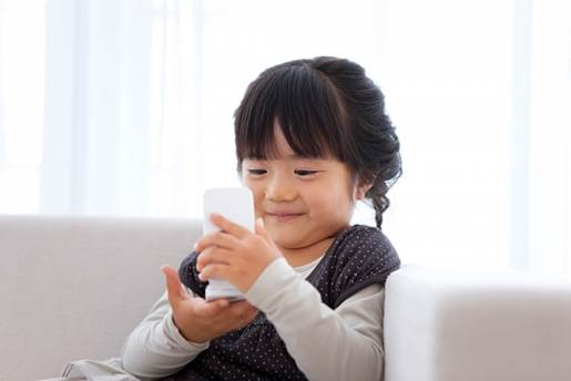 If radiated wave from a cellphone affects children, they will have headache, nauseate and feel dizzy.