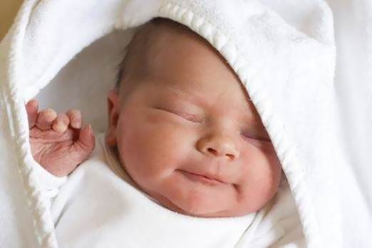 Babies need quietness to have a long sleep to restore from physical stress after giving birth.