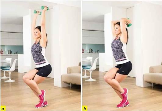 Single-leg triceps extension