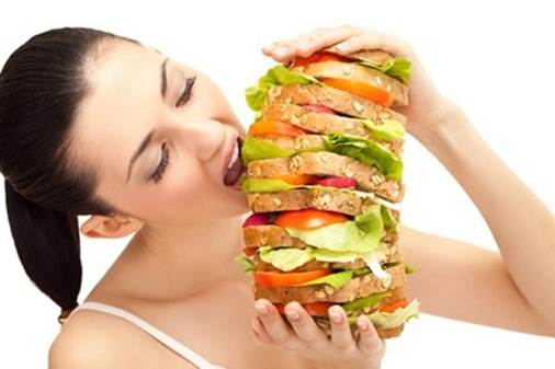 Having breakfast a lot with fast foods won't be good for your health.