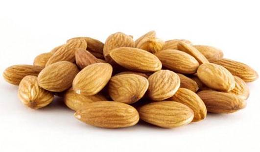 Almond is one of the wonderful products for people that take a vegetarian meal and go on diet.