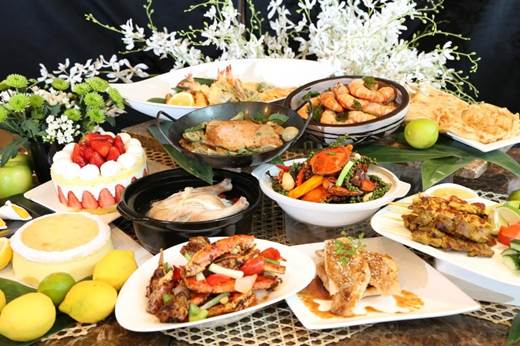 Preparing too many dishes in dinner will stimulate you to eat more and you cannot control your weight.